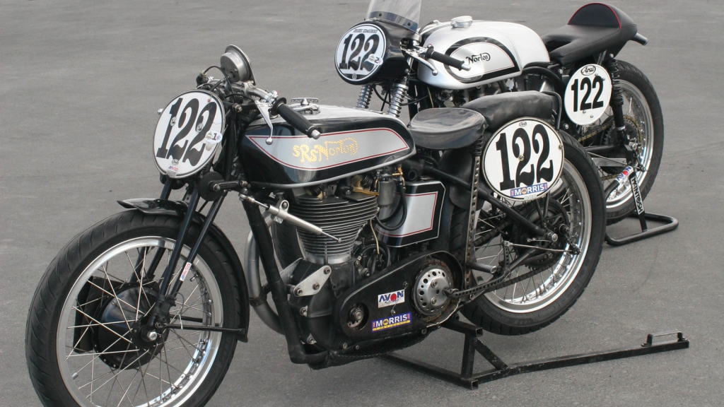 Norton Manx Racing