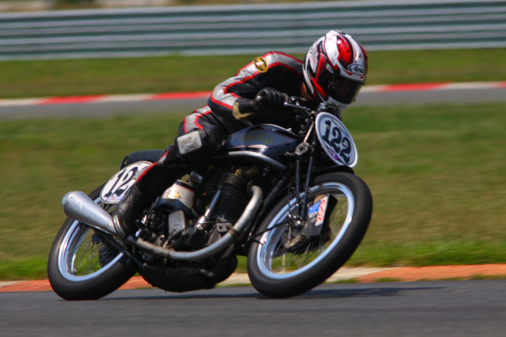 Norton Manx Racing, Alex McLean, Rob McKeever