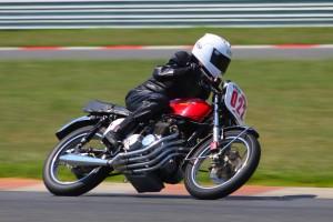 Norton Manx Racing, Cindy Hill, Honda CB400F